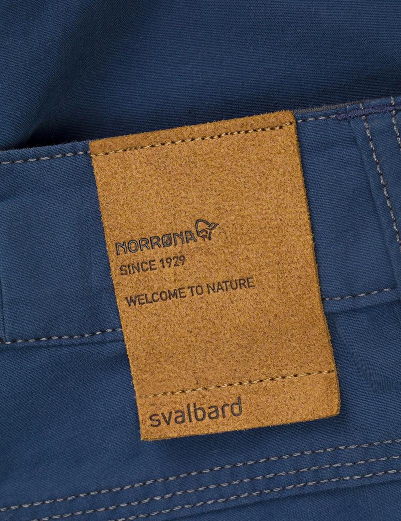 NORRØNA Svalbard light Cotton Pants Men_3